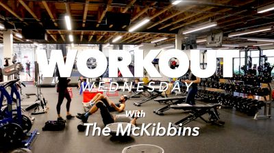 Workout Wednesday With Riley And Maddison McKibbin