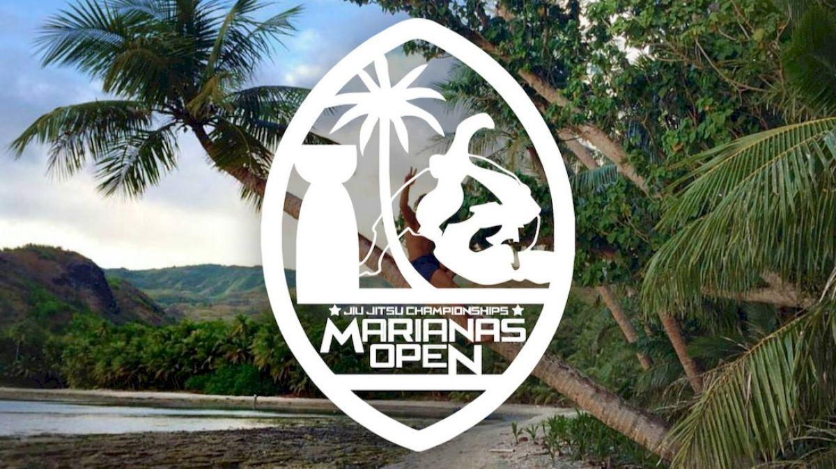 HUGE Pro Jiu-Jitsu Event Lands On Tiny Pacific Island! Lo, Pena, Najmi & Co