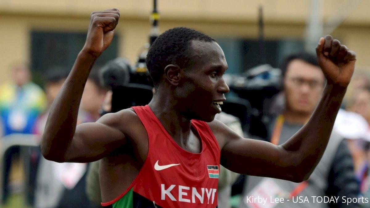 Geoffrey Kamworor Repeats As World Cross Country Champion