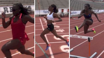 Workout Wednesday: The Bailey Bunch | Okolo, Spencer, Akinosun