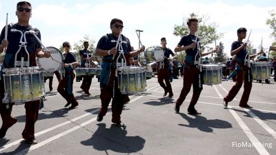 In The Lot: Clovis East At 2017 WGI West Percussion/Winds Power Regional