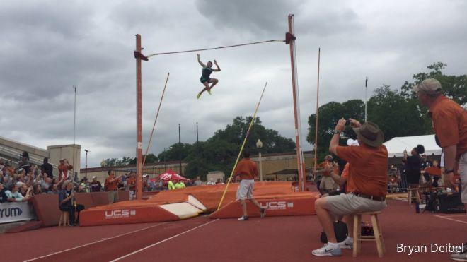 Mondo Destroys Pro Field, Breaks World Junior Record By 10cm