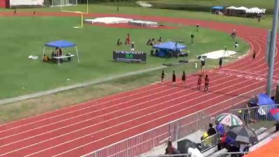 Youth Mixed Sprint Medley Relay, Finals 1 - Age under 10