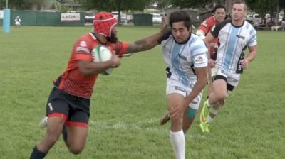 Don't Try To Stiff-Arm Sani Taylor