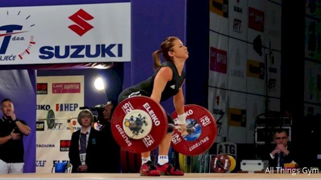 2017 IWF European Championships Kick Off!