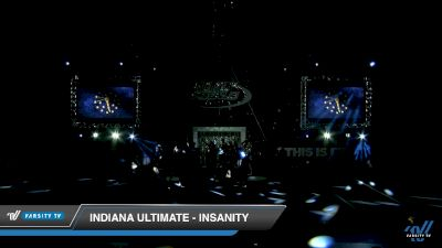 Indiana Ultimate - insanity [2019 Exhibition (Cheer) Day 2] 2019 US Finals Chicago