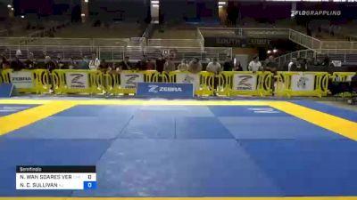 NATHALIE WAN SOARES VERAS RIBEIR vs NICOLE C. SULLIVAN 2020 Pan Jiu-Jitsu IBJJF Championship