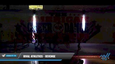 Rival Athletics - Revenge [2021 L4 Junior - Small Day 1] 2021 The American Celebration DI & DII