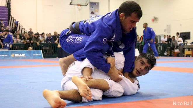 2020 IBJJF Pans Watch Guide: Must-See Early Round Matchups