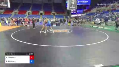 160 lbs Consolation - Erik Gibson, Pennsylvania vs Alaa Elkerm, New Jersey