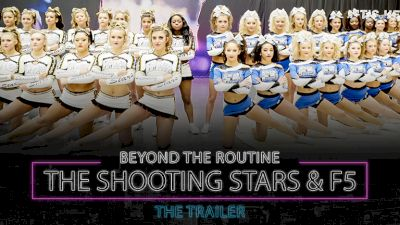 Beyond The Routine: World Cup Shooting Stars & Maryland Twisters F5 (Trailer)