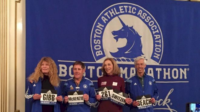 Bobbi Gibb, Kathrine Switzer Reflect On 'Life-Defining' Boston Marathon