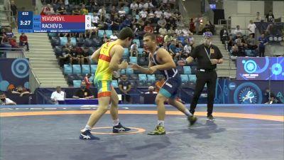 71 kg Final 3-5 - Islam Yevloyev, Kazakhstan vs Dimitar Stoyanov Rachev, Bulgaria