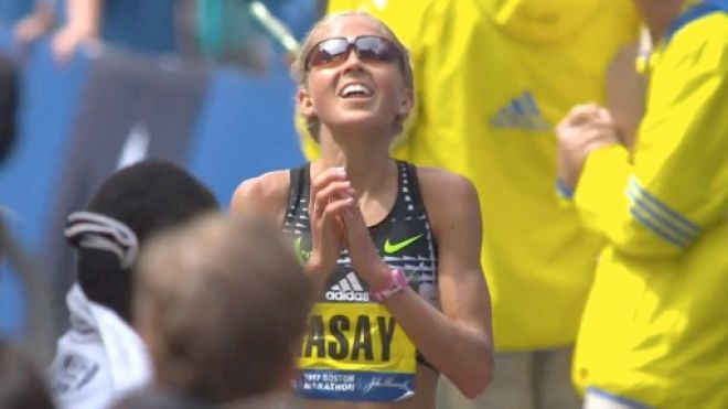 Jordan Hasay Destroys U.S. Marathon Debut Record By Almost Three Minutes