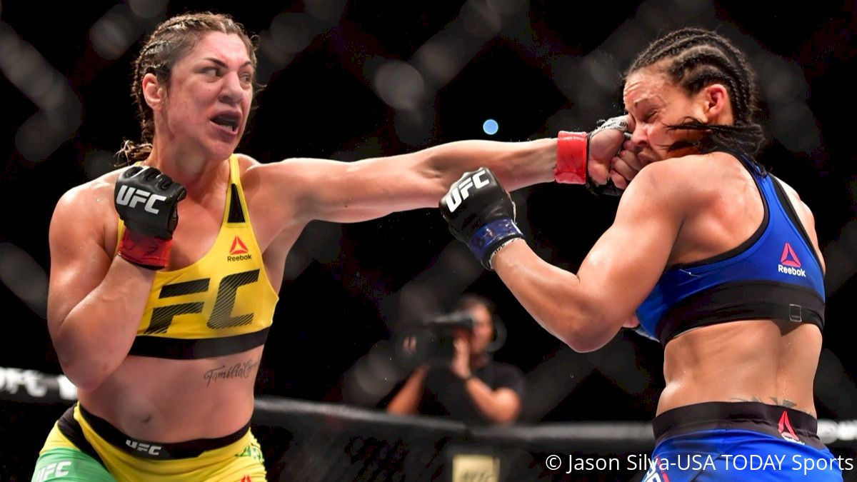 Bethe Correia Makes Bold Statement: 'I Can Beat Holly Holm In Boxing Match'