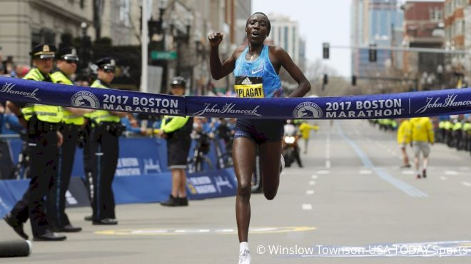 Edna Kiplagat Dominates Boston Marathon, Hasay Runs Fastest U.S. Debut