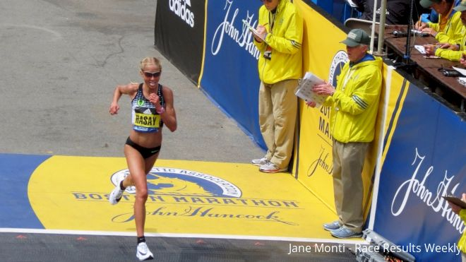 Jordan Hasay's Boston Marathon Debut Was For Her Mother