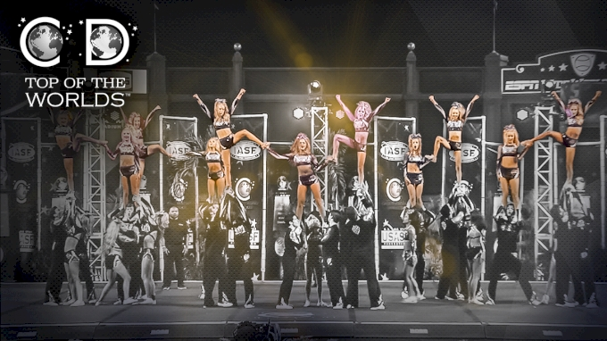 Top Of The Worlds: Large Coed