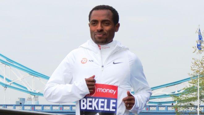 After Dubai Disappointment, Kenenisa Bekele Optimistic For London Marathon