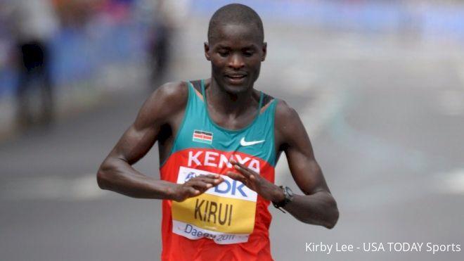 Abel Kirui Might Not Be Ready To Break 2:00, But He Could Win In London