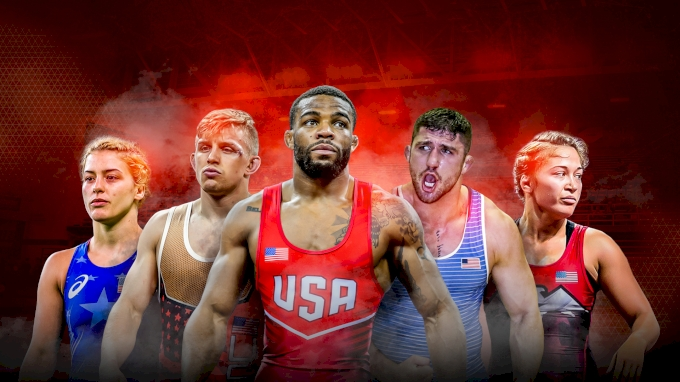 picture of 2017 U.S. Open Wrestling Championships