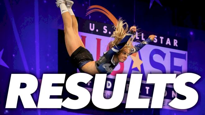 The Cheerleading Worlds: Senior All Girl Results