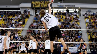 Top 10 Plays Of The MPSF Men's Volleyball Championship