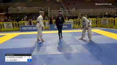 AMANDA MICHELLE MCDONALD vs STEPHANIE L BUCZEK 2020 World Master IBJJF Jiu-Jitsu Championship
