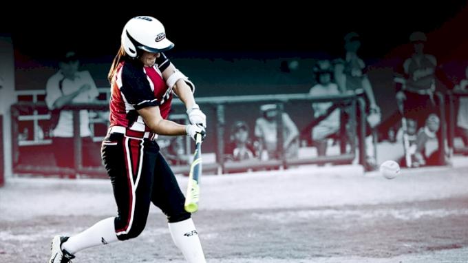 Home Run Queen: Lauren Chamberlain