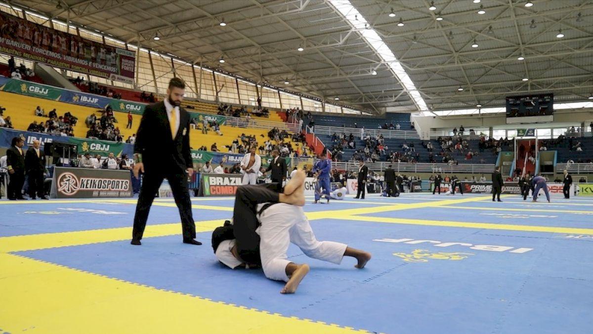 Brazilian Nationals: The Toughest Jiu-Jitsu Tournament In The World!