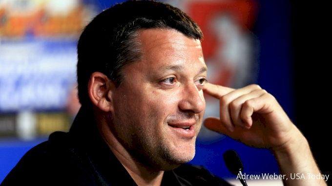 picture of Tony Stewart
