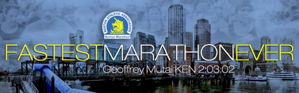 2011 Boston Marathon : Fastest Marathon Race Ever