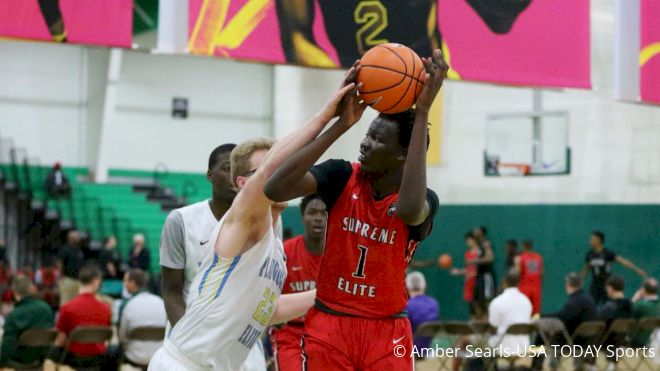 An Inside Look At The Nike EYBL 17U Division Standings
