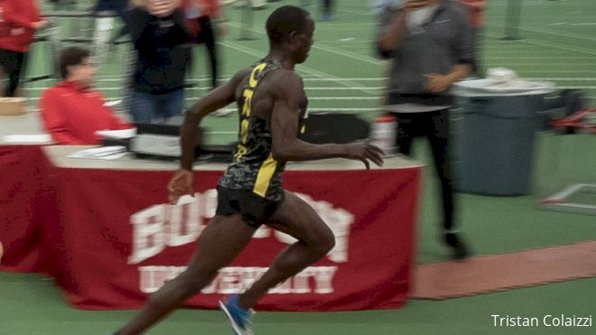 Payton Men's 5K Preview: How Fast Can Edward Cheserek Run An All-Out 5K?