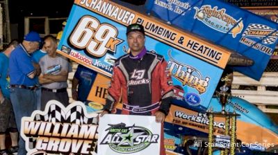 Dewease Seeks 100th Williams Grove Win Tonight, Larson Returns to Sprints