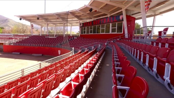 Welcome To Utah's Softball Stadium