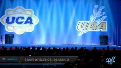 Stars Athletics - Platinum [2018 Junior - Small - D2 2 Day 2] 2018 UCA Smoky Mountain Championship