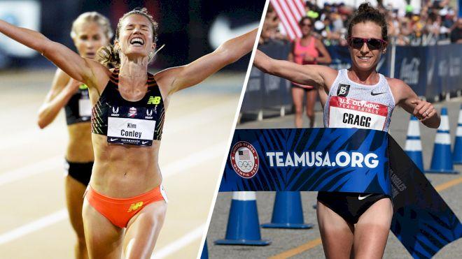 U.S. Olympians Kim Conley, Amy Cragg To Battle In Payton 10K