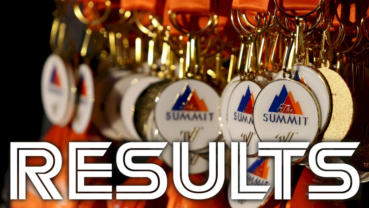 The Summit: Level 5 Restricted Results