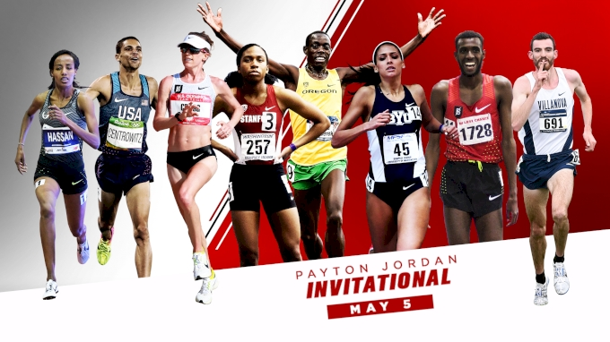 picture of 2017 Payton Jordan Invitational