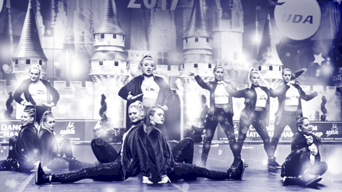 picture of Decide To Rise: University Of Kentucky Dance