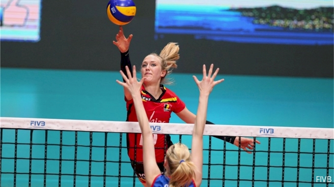 picture of 2017 Montreux Volley Masters