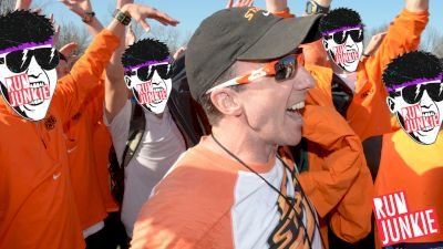 RUN JUNKIE: Quizzing Ok State's Dave Smith | Ep. 211