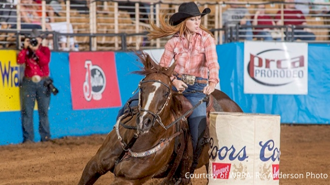 Emily Miller Is Finding Success On The Rodeo Road