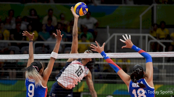 picture of 2017 NORCECA Women's Continental Championship