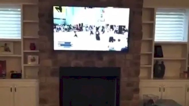NBA All-Star Chris Paul Watches His Team CP3 Squad Live On FloHoops