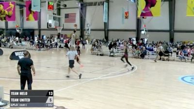Team United's Trey McGowens Can Jump Out Of The Gym