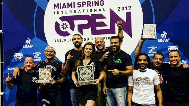 IBJJF Miami Spring International Open