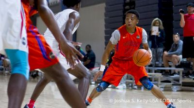 Southern Stampede's Jalen Lecque Dunks His Way To High-Major Status