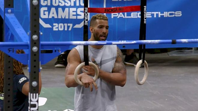 There Might Be Five Torn Pecs So Far Out Of 2017 CrossFit Games Regionals